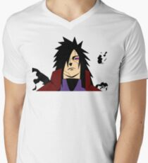 Naruto: Uchiha Madara Rinnegan Activated! (Colored Version) T-Shirt
