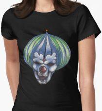 Evil Clown Women's Fitted T-Shirt