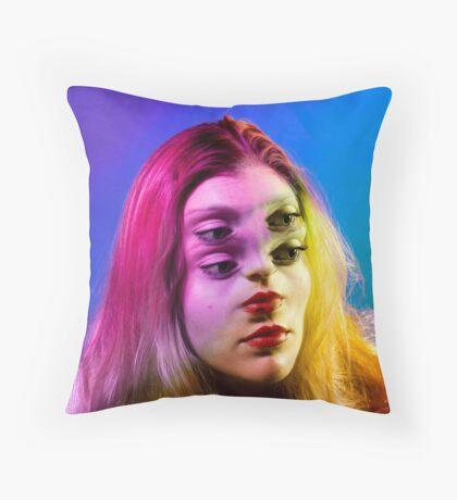 Bokrug Throw Pillow