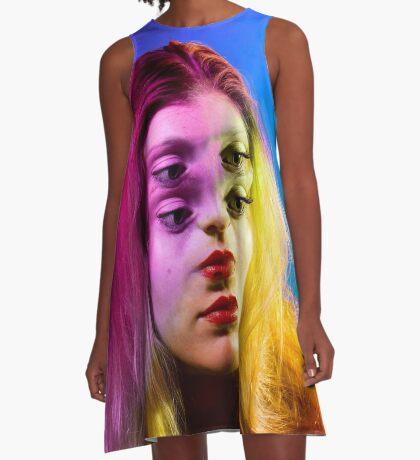 Bokrug A-Line Dress