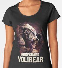 League of Legends RUNEGUARD VOLIBEAR Women's Premium T-Shirt