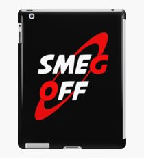 smeg off plain iPad Case/Skin