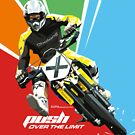 Motocross - Push Over The Limit by toni-agustian