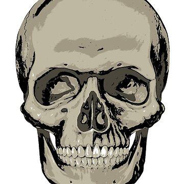 Toon Skull by StefanH13