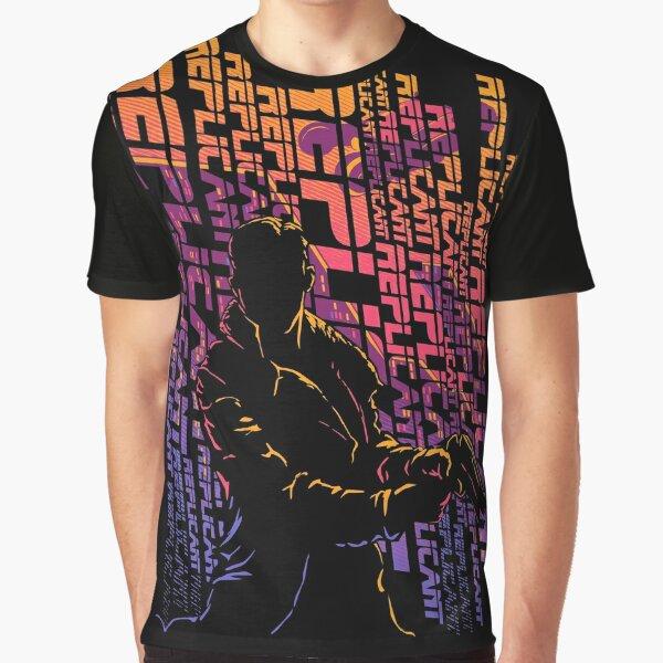 Replicant City Graphic T-Shirt