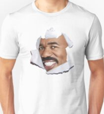 Peek a Boo - STEVE HARVEY  Unisex T-Shirt