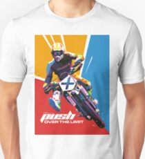 Motocross - Push Over The Limit #2 Unisex T-Shirt