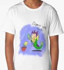 Splish Sploosh Long T-Shirt