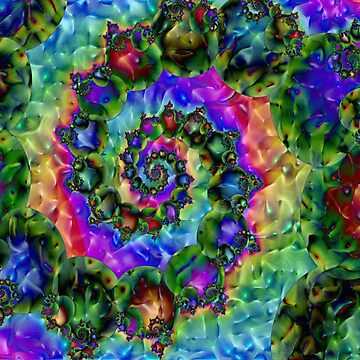 Trippy Spiral. by Thelma1