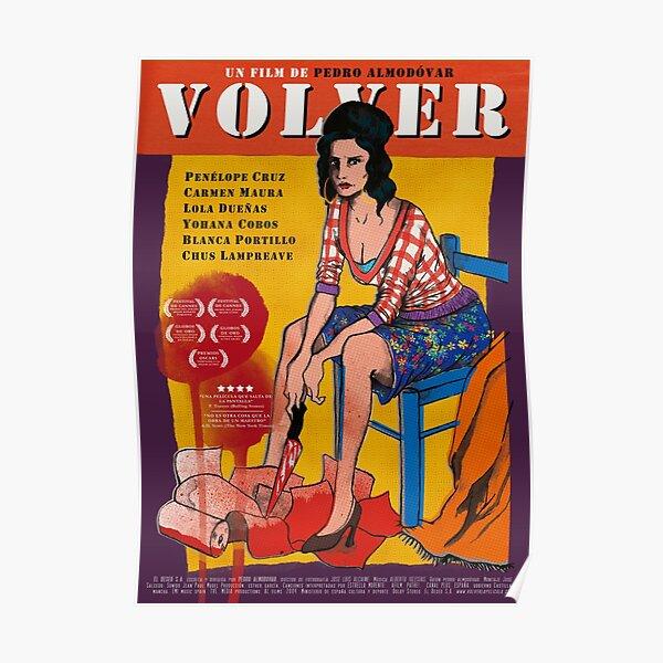 Volver (Pedro Almodóvar) Poster
