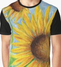 Sunflowers Graphic T-Shirt