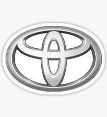 Toyota Sticker