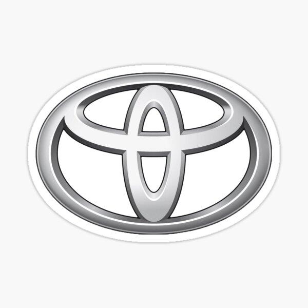 Toyota Pegatina