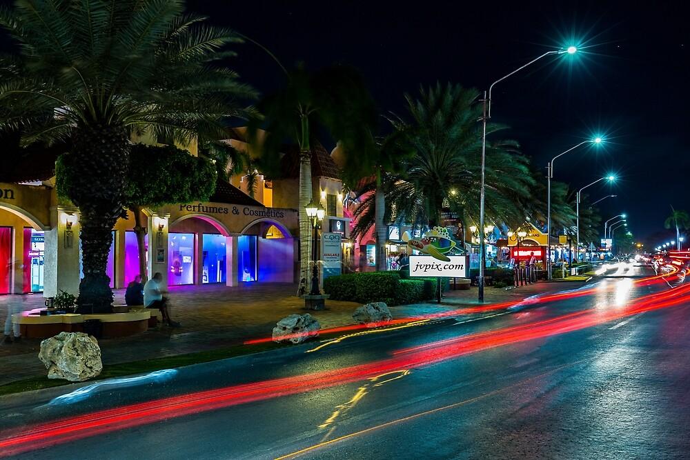 Aruba Nights by John Velocci
