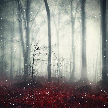 Spaces VII - Dreaming Woodland by DyrkWyst