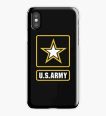 Army strong iPhone Case/Skin