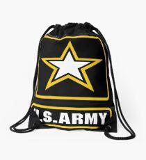 Army strong Drawstring Bag