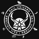 Hail Unicron - Unigram by Dave Brogden