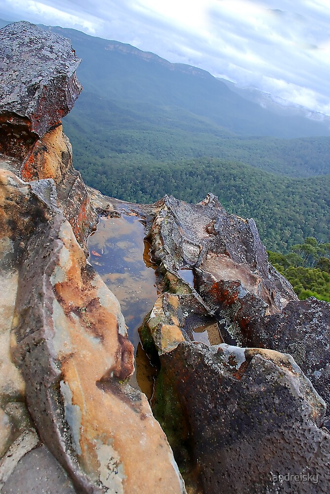 Blue Mountains National Park by andreisky