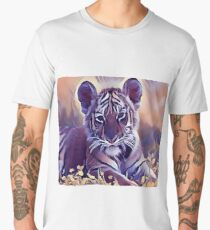 Tiger Cub Men's Premium T-Shirt