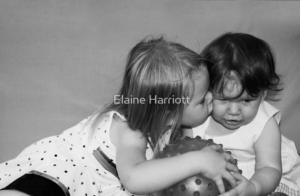 Sweet Kisses by Elaine Harriott