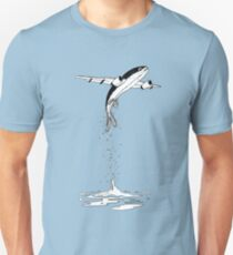 Flying Fish. Unisex T-Shirt