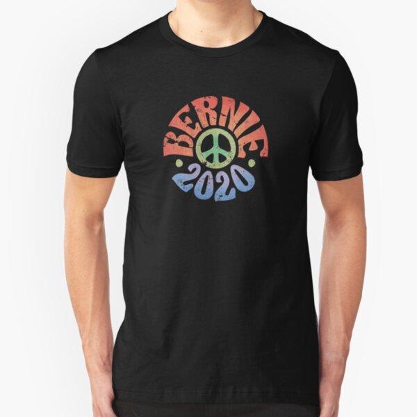 Bernie 2020 Bernie Sanders  Slim Fit T-Shirt