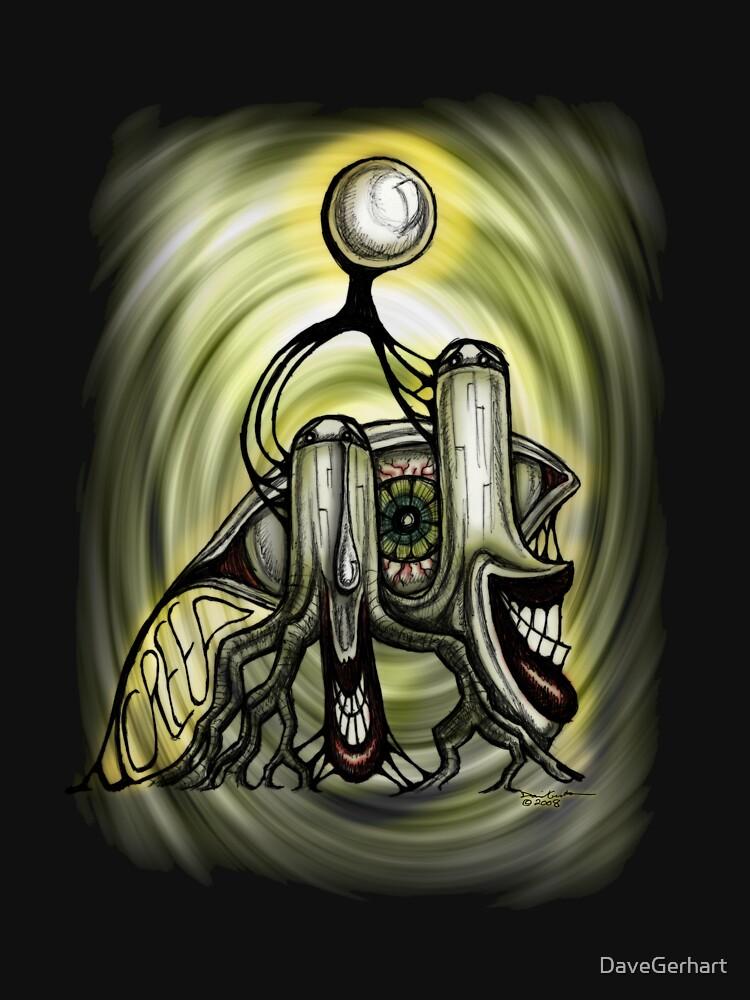 Accretion 010 (Inertia Creeps) by DaveGerhart