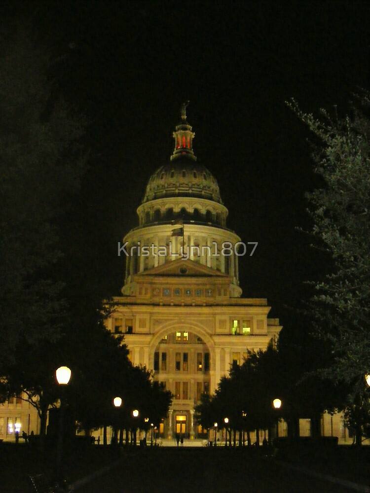 Texas Capital by KristaLynn1807