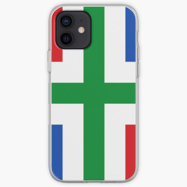 Groningen (province) iPhone Soft Case