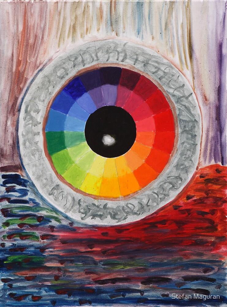 An eye for colour by Stefan Maguran