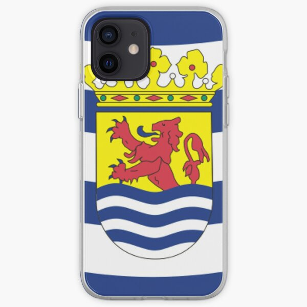 Zeeland iPhone Soft Case