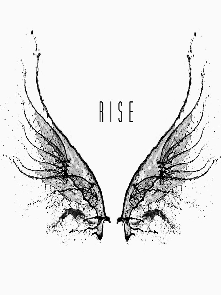 Rise by graphicoracle