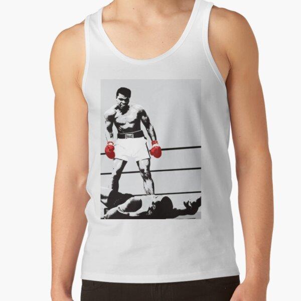 Muhammad Ali vs Sonny Liston Tank Top