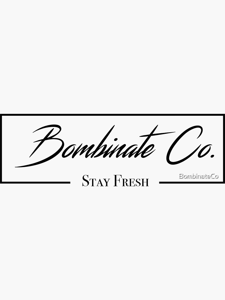 Bombinate Slick by BombinateCo