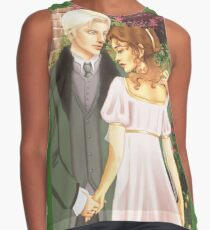 Dramione - Victorian Style Contrast Tank