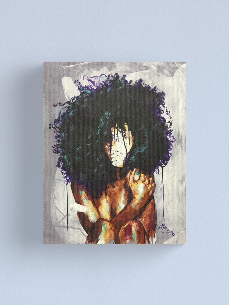 Alternate view of Naturally XII  Canvas Print