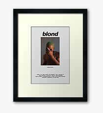 ALBUM COVER Framed Print