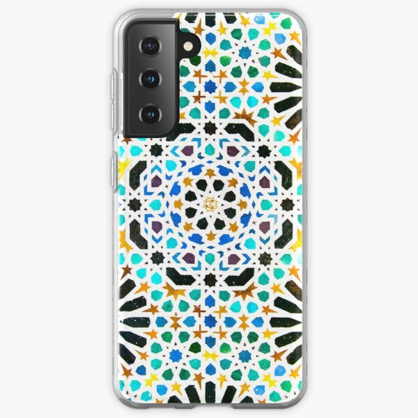 Alhambra tessellation Samsung Galaxy Soft Case
