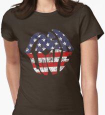 Yoga Love Om Girl Namaste Lotus  T-Shirt