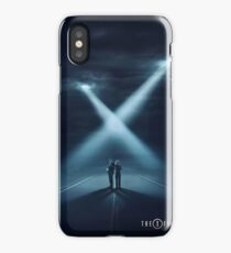 the xfiles - I also realize that when I'm listening to someone else reading  iPhone Case/Skin