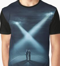the xfiles - I also realize that when I'm listening to someone else reading  Graphic T-Shirt