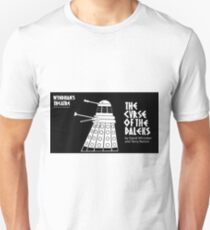 The Curse of the Daleks - theatre programme T-Shirt