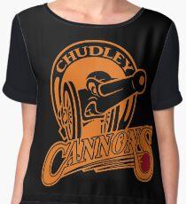 Chudley Cannons Chiffon Top