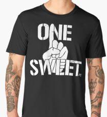 One Sweet (white VER.) Men's Premium T-Shirt