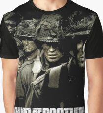 great band of brothers Graphic T-Shirt