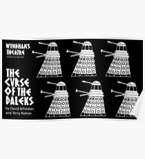 The Curse of the Daleks Poster