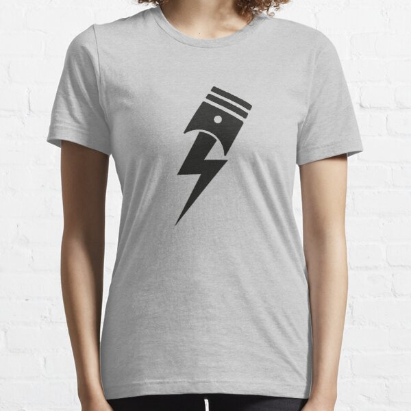 Bolt Piston Essential T-Shirt