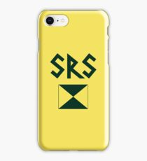Doctor Who: Robot - the Scientific Reform Society logo iPhone Case/Skin