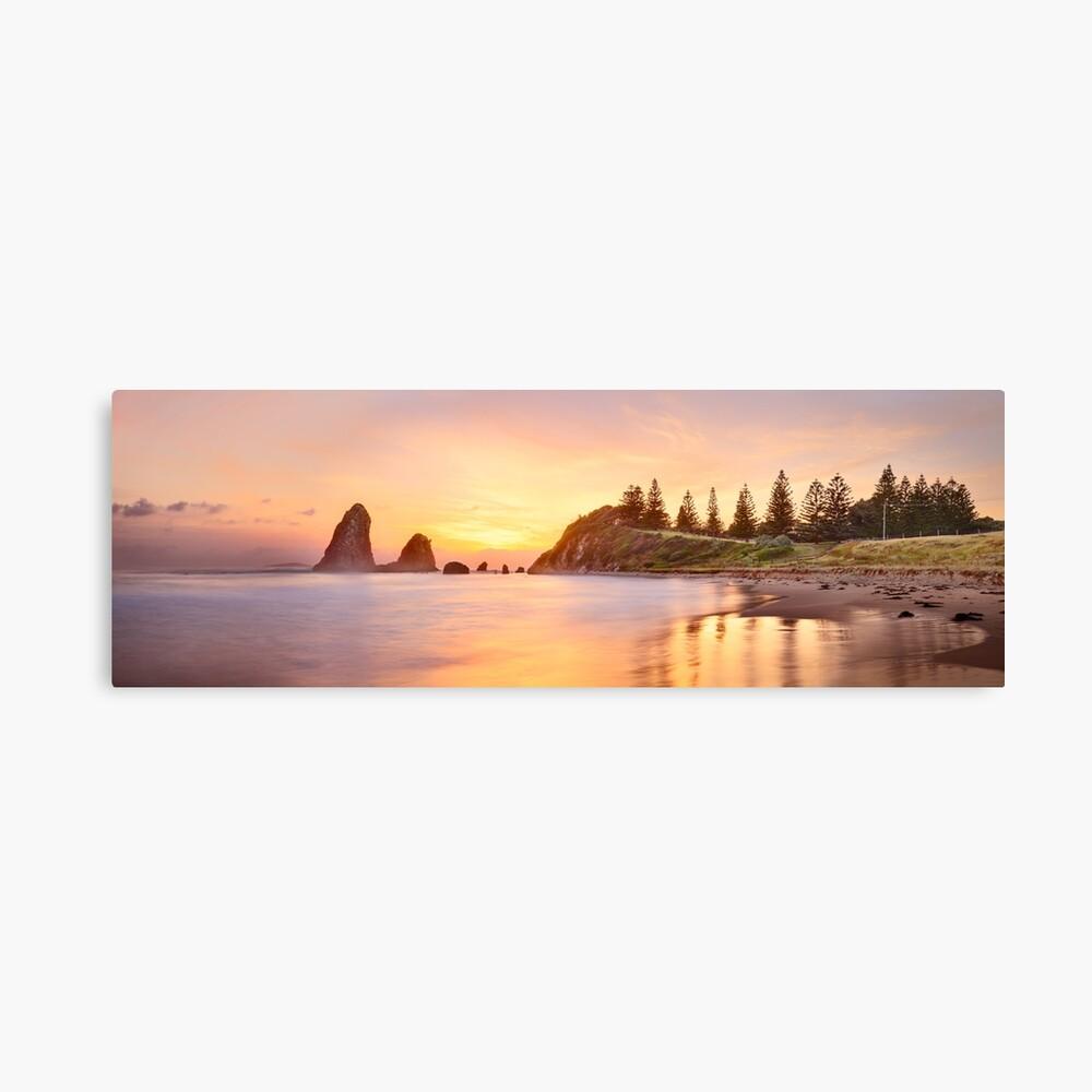 Glasshouse Rocks, Narooma, New South Wales, Australia Canvas Print